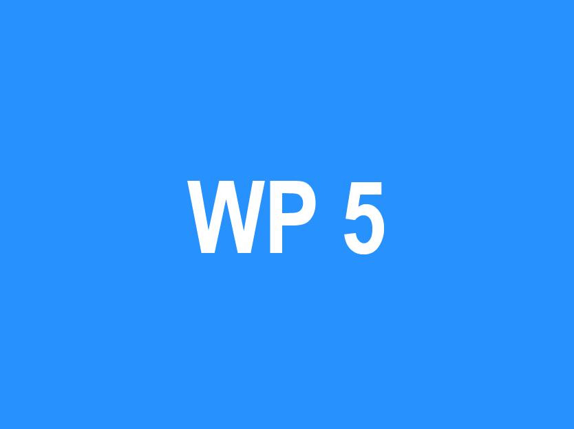 WP 5 – E-learning platform…